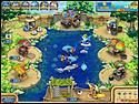 Screens Zimmer 7 angezeig: fish farm game