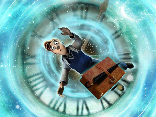 Мортимер Бэккетт и парадокс времени